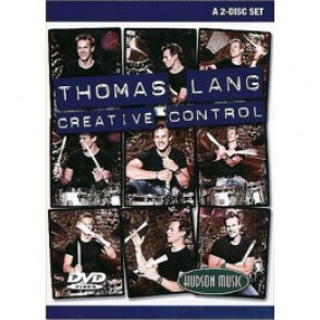 DVD LANG THOMAS CREATIVE CONTROL DRUMS