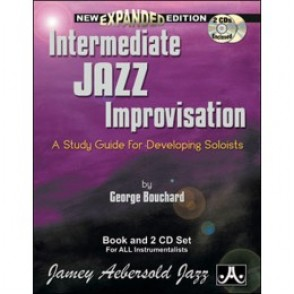 BOUCHARD G. INTERMEDIATE JAZZ IMPROVISATION