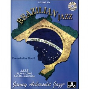 AEBERSOLD VOL 124 BRAZILIAN JAZZ