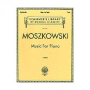 MOSZKOWSKI M. MUSIC FOR PIANO
