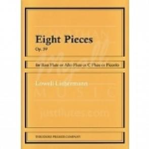 LIEBERMANN L. EIGHT PIECES FLUTE PICCOLO