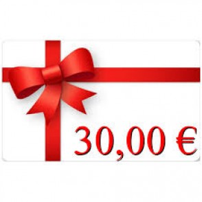CHEQUE CADEAU DE 30€