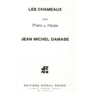 DAMASE J.M. LES CHAMEAUX HARPE