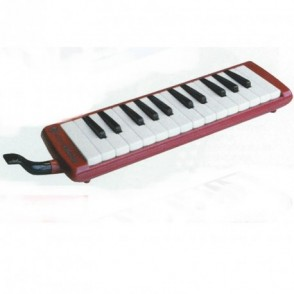 HOHNER  MELODICA STUDENT 26 ROUGE