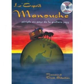 ROMANE/SEBASTIAN D. L'ESPRIT MANOUCHE