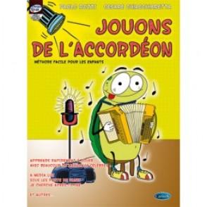 ROZZI P./CHIACCHIARETTA C. JOUONS DE L'ACCORDEON