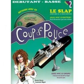 ROUX D./BIGOT L. COUP DE POUCE VOL 2 GUITARE BASSE