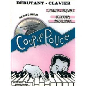 ROUX D./GHUZEL M. COUP DE POUCE VOL 1 CLAVIER