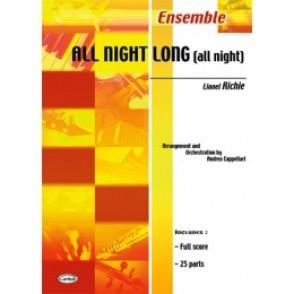 RITCHIE L. ALL NIGHT LONG ENSEMBLE