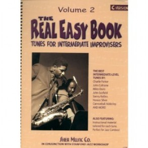 REAL EASY BOOK (THE) VOL 2 C VERSION