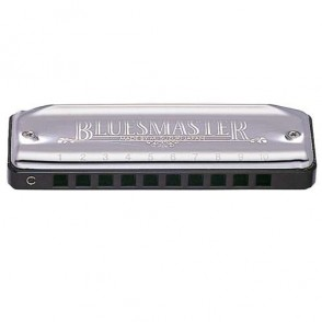 HARMONICA SUZUKI BLUES MASTER MR250EB MIB
