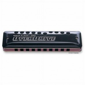 HARMONICA SUZUKI OVERDRIVE MR300 C DO