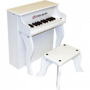 PIANO ENFANT BLANC