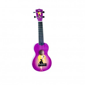 UKULELE WIKI SOPRANO PIN UP