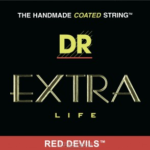 JEU DE CORDES DR STRINGS RED DEVILS RDE-9 9-42