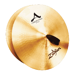 """ZILDJIAN AVEDIS CYMBALES FRAPPEES 16"""" CONCERT STAGE SINGLE"""