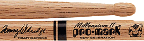 BAGUETTE PRO.MARK OAK PW2SW TOMMY ALDRIDGE (INDEPENDANT)