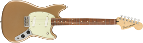 FENDER PLAYER MUSTANG FIREMIST GOLD