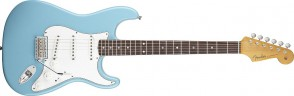 FENDER ERIC JOHNSON STRATOCASTER TROPICAL TURQUOISE ROSEWOOD