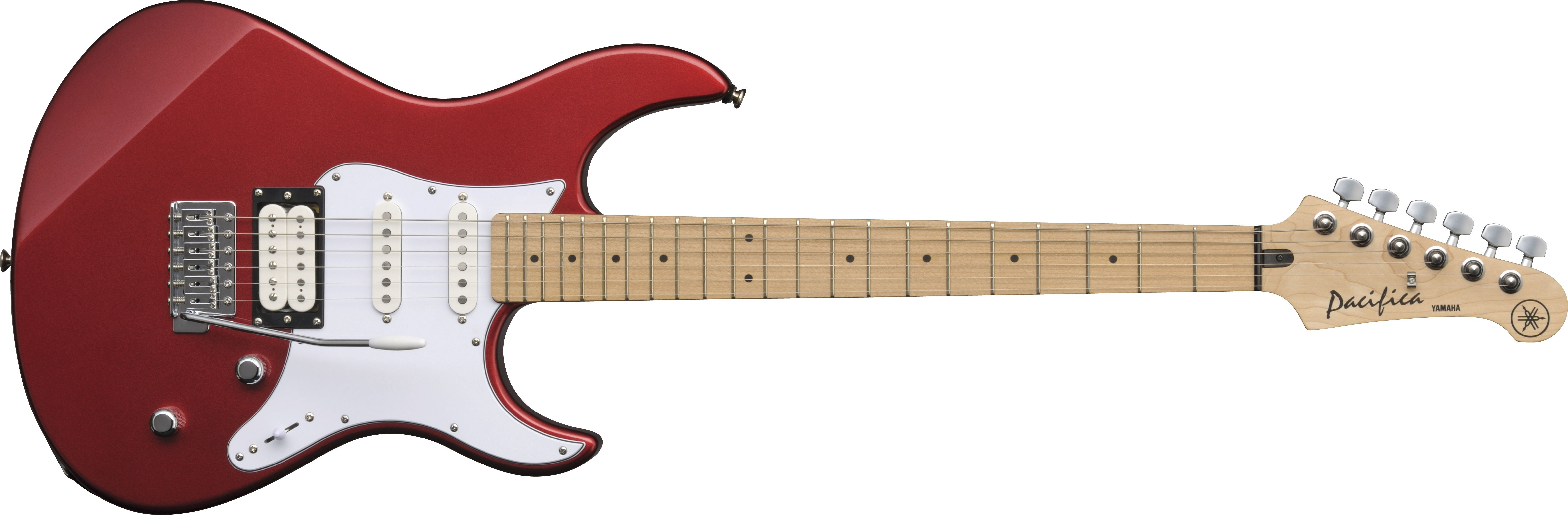 Guitare électrique Yamaha Pacifica PA112VM Red Metallic