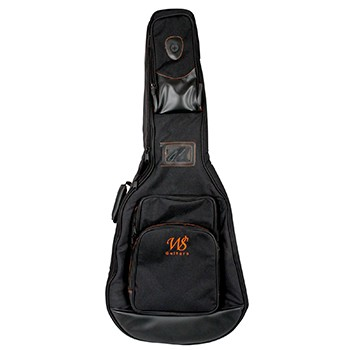 Housse semi rigide guitare classique ultimate bag for Housse rigide guitare