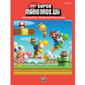 NEW SUPER MARIO SERIES BROS.WII FOR PIANO