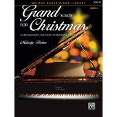 GRAND SOLOS CHRISTMAS BOOK 4 PIANO