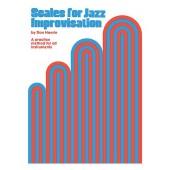 HAERLE D. SCALES FOR JAZZ IMPROVISATION