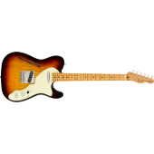 FENDER AMERICAN ORIGINAL '60S TELECASTER THINLINE 3 COLOR SUNBURST MAPLE