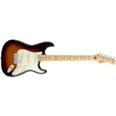 FENDER PLAYER SERIES STRATOCASTER 3-COLOR SUNBURST MAPLE