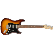 FENDER PLAYER SERIES STRATOCASTER PLUS TOP TOBACCO SUNBURST PAU FERRO