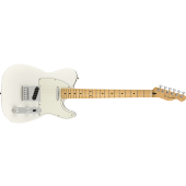 FENDER PLAYER SERIES TELECASTER POLAR WHITE MAPLE