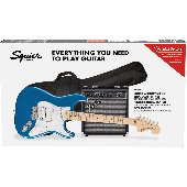 PACK SQUIER AFFINITY SERIES STRATOCASTER HSS LAKE PLACID BLUE