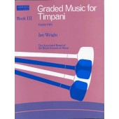 WRIGHT I. GRADED MUSIC FOR TIMPANI VOL 3