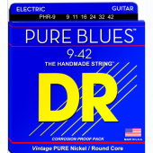 JEU DE CORDES DR PHR-9 PURE BLUES 9-42