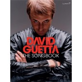DAVID GUETTA THE SONGBOOK PIANO VOCAL GUITARE