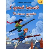 BOICHARD F. L'APPRENTI BASSONISTE VOL 1