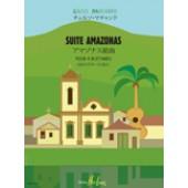 MACHADO C. SUITE AMAZONAS 4 GUITARES