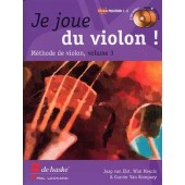 JE JOUE DU VIOLON VOL 3 + CD