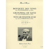 FURSTENAU A. BOUQUET DES TONS OP 125 FLUTE