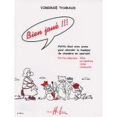 THARAUD V. BIEN JOUE! FLUTE OU HAUTBOIS OU VIOLON OU VIOLONCELLE