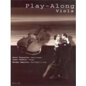 PLAY-ALONG VIOLA 3 TANGOS ALTO