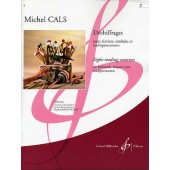 CALS M. DECHIFFRAGES VOL 2 PERCUSSION