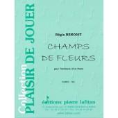 BENOIST R. CHAMPS DE FLEURS TROMBONE