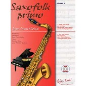MICHAT J.D. SAXOFOLK PRIMO VOL 0 SAXO