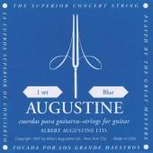 JEU DE CORDES GUITARE CLASSIQUE AUGUSTINE BLUE