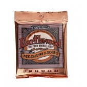 JEU DE CORDES ERNIE BALL 2146 EARTHWOOD PHOSPHOR 12/54