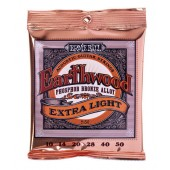 JEU DE CORDES ERNIE BALL 2150 EARTHWOOD PHOSPHOR 10/50