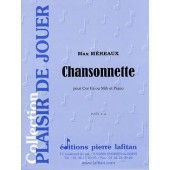 MEREAUX M. CHANSONNETTE COR EN FA OU MIB
