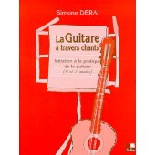 DERAI S. LA GUITARE A TRAVERS CHANTS